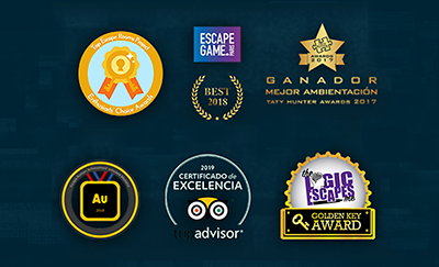 premios room escape