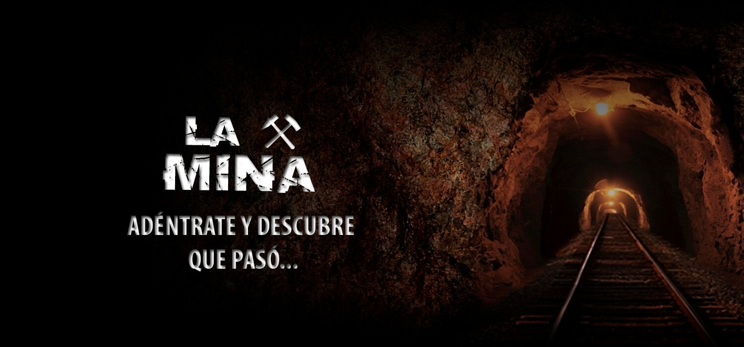Sala escape room La Mina Barcelona