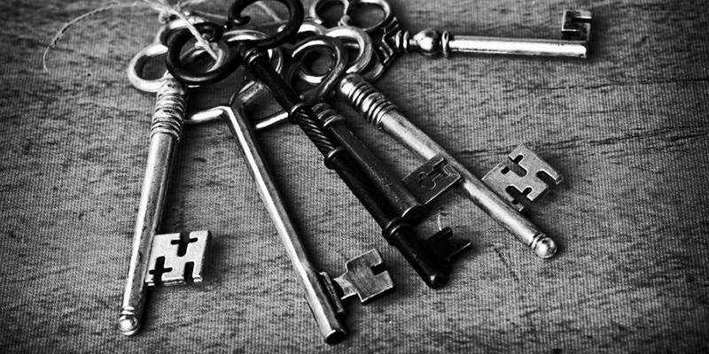 llaves para candados