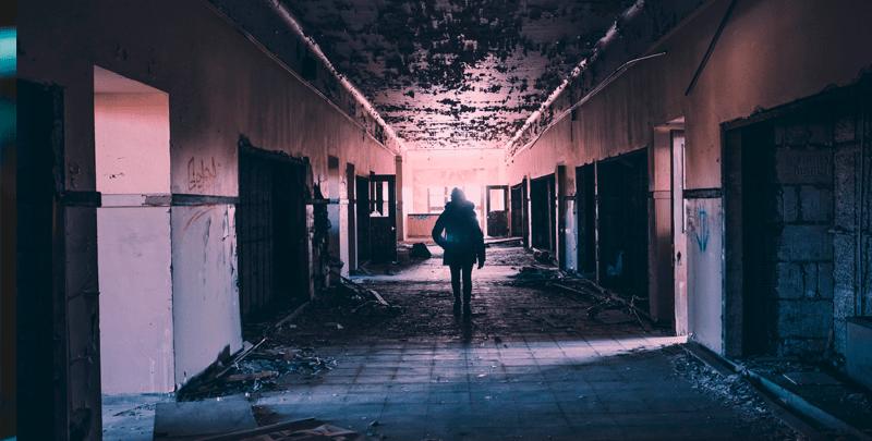 Perdido en un escape